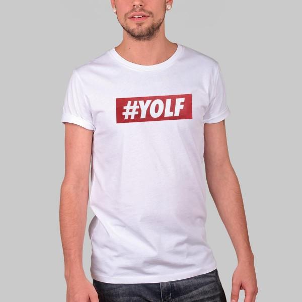LOGO, Boys T-Shirt, white