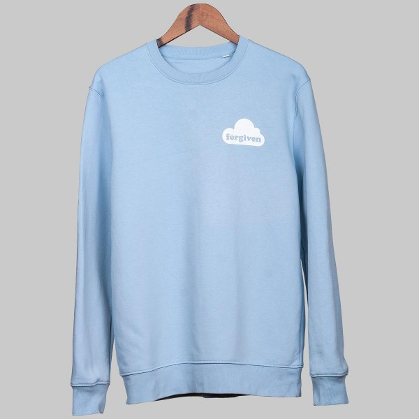 CLOUD, Unisex Sweater, himmelblau
