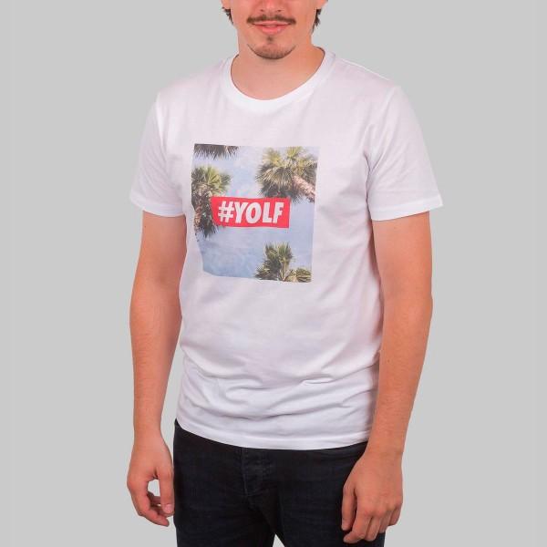 IN PARADISE, Boys T-Shirt, white